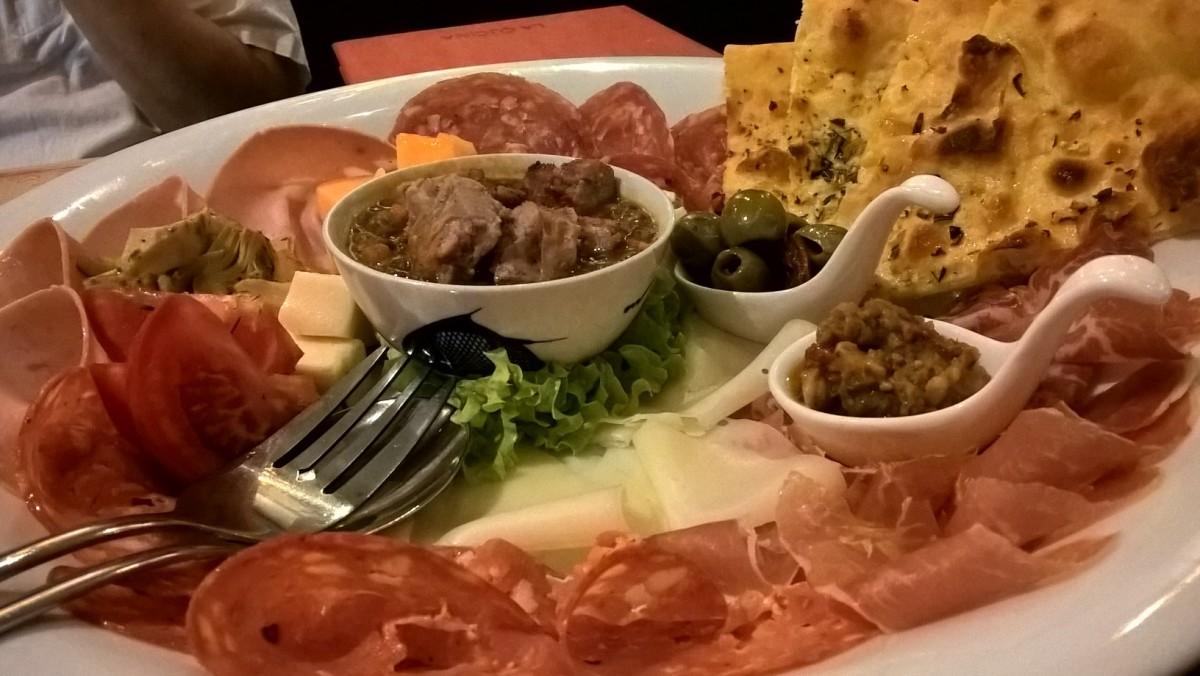ペナンの本格イタリアン Via Pre Italian Restaurant