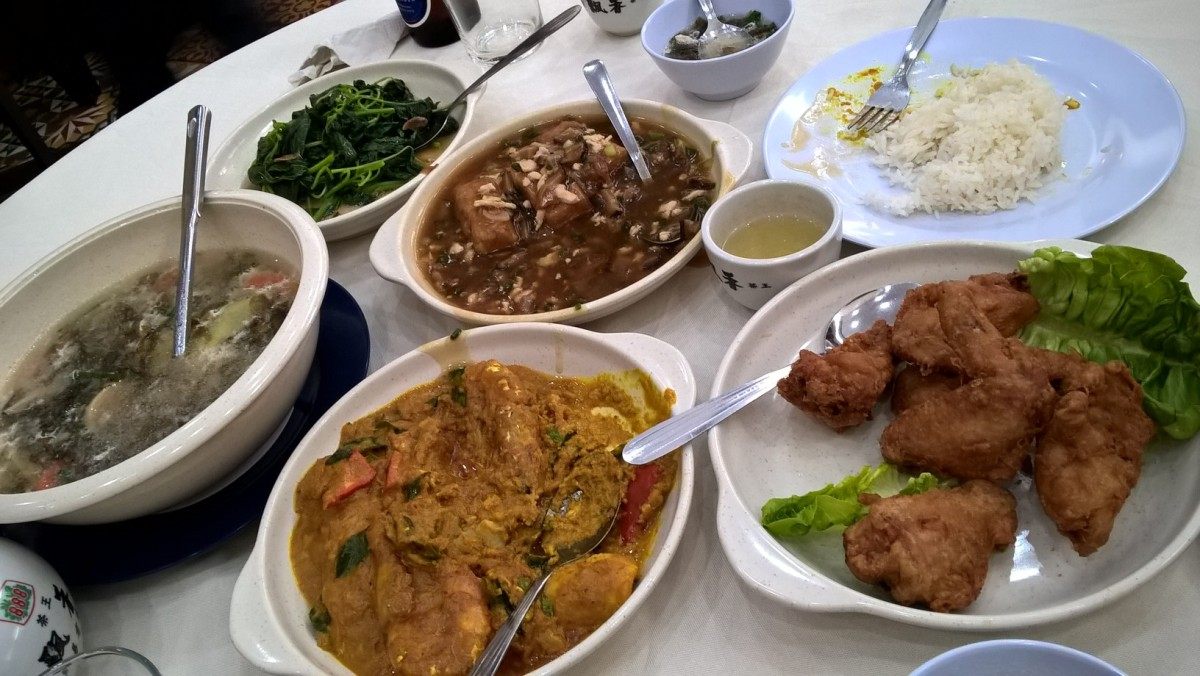 Hai Wei @ Precinct 10  ペナンの中華を大勢で食べるなら ハイウェイ
