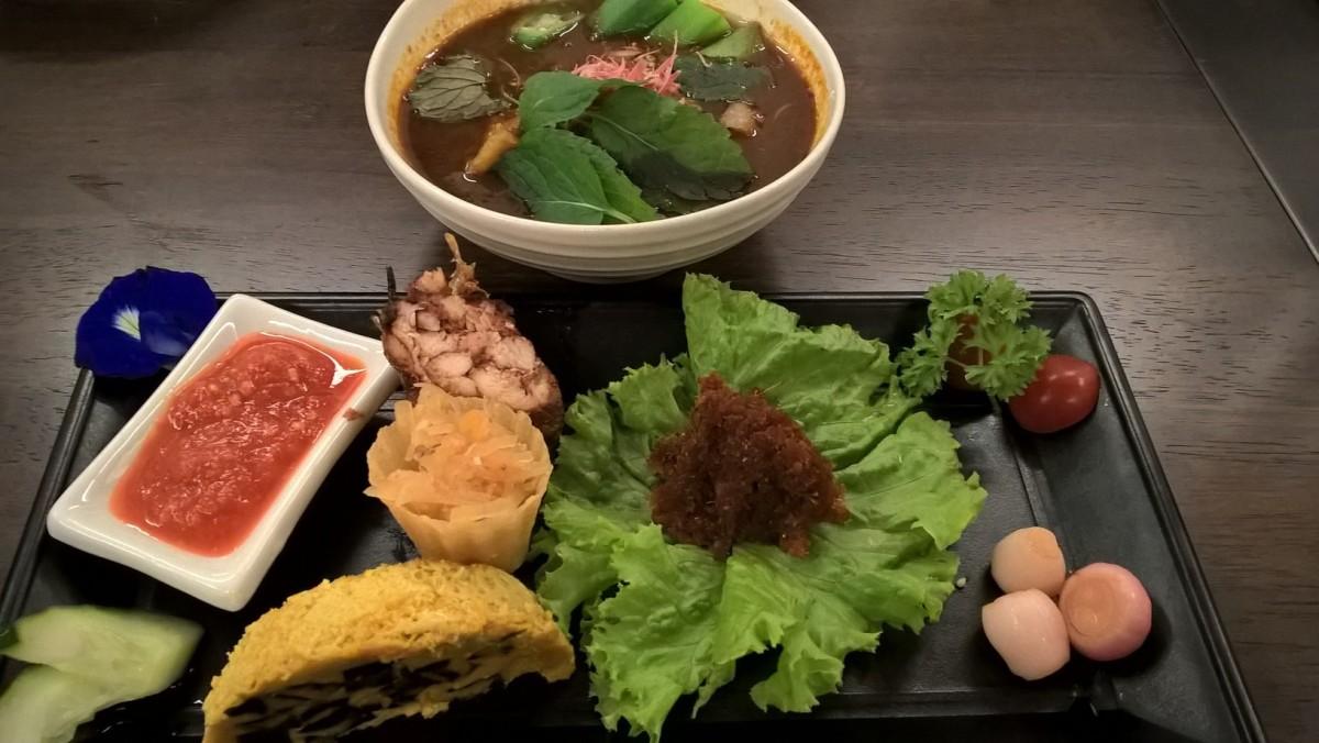ペナンの美しいニョニャ料理をカジュアルに Winn's Cafe Penang
