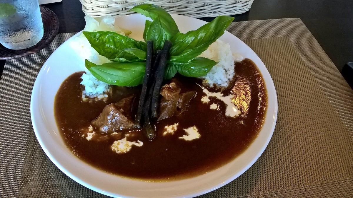 茶房草ぼうぼう@石垣島 石垣牛のカレーをコースで食べるなら Kusa Bo Bo Ishigaki