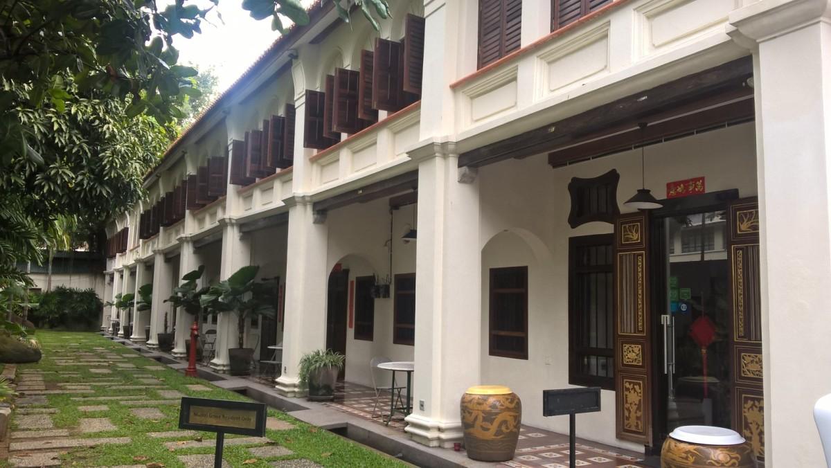 ペナンヘリテージホテル Muntri Grove Penang に愛犬と一緒に泊まってみた①