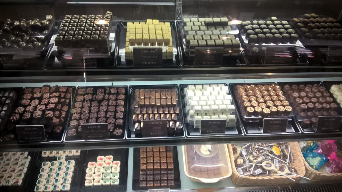 ペナンのお土産を買うならチョコレートはいかが? Penang Souvenir Harriston Chocolate
