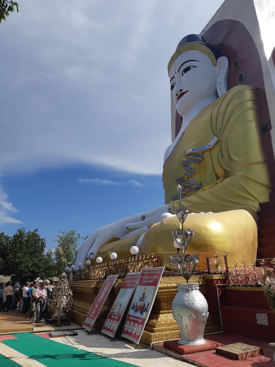 ペナンからミャンマーへ旅行する《⑥ゴールデンロックを訪れて思ったことのまとめ編》Pago~Yangon