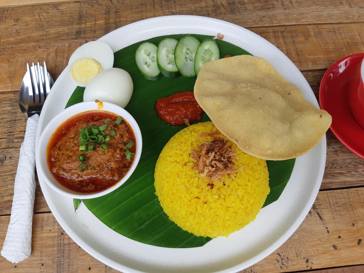 ペナン島世界遺産 ジョージタウンでカフェタイム Coffee45 Love Lane Penang
