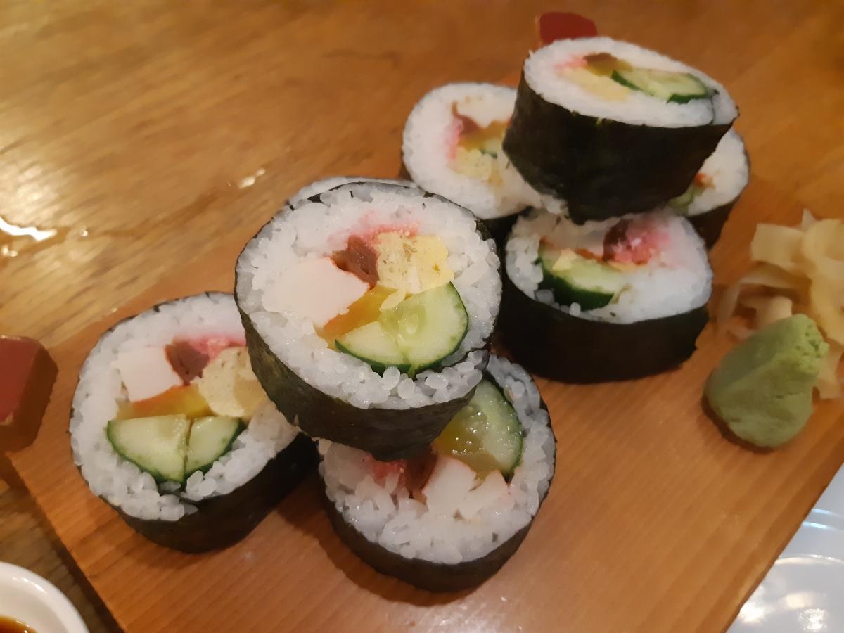 2019年すみ田@プリマタンジュンのメニュー Sumida Japanese Restaurant Penang
