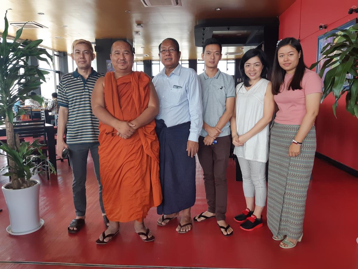 祈りの国ミャンマーに来ています Myanmer Visit 2019