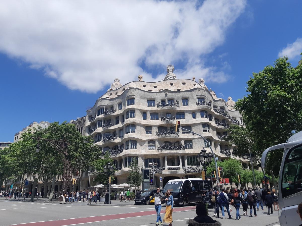 カタール航空利用 ペナンからバルセロナへ飛んでみた From Penang to Balcelona